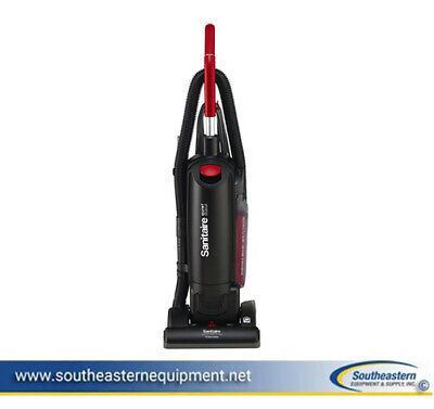 """New Sanitaire SC5713B QuietClean 13"""" Bagged Upright Vacuum"""