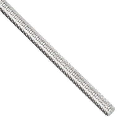 M4 x 500mm Fully Threaded Rod 304 Stainless Steel Right Hand Threads