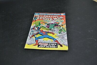 Marvel Comics - The Amazing Spiderman- February 1975 Issue     (Bh147)
