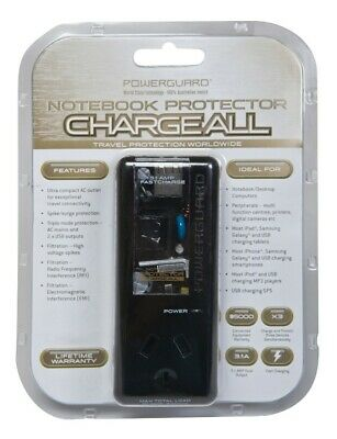 Powerguard notebook protector charge all (New)