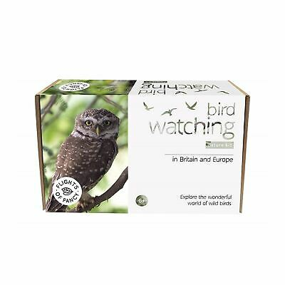 Flights of Fancy Bird Watching Gardens Woods Kids Educational Science Nature Kit