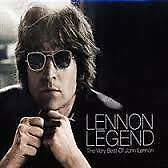 "CD JOHN LENNON ""LEGEND -THE VERY BEST OF-"". Nuevo y precintado"