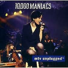 """CD 10.000 MANIACS """"MTV UNPLUGGED 10000 MANIACS"""". New and sealed"""