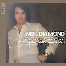 """CD NEIL DIAMOND """"ICON"""". New and sealed"""