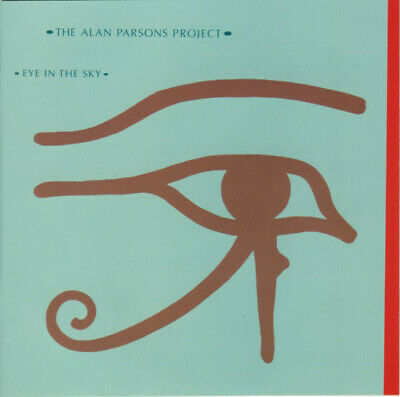 """CD THE ALAN PARSONS PROJECT """"EYE IN THE SKY(REMASTERED)"""". New and sealed"""