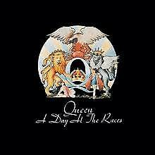 """CD QUEEN """"A DAY AT THE RACES -2011 REMASTER-"""". New and sealed"""