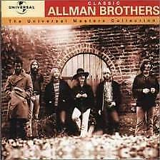"CD THE ALLMAN BROTHERS BAND ""THE UNIVERSAL MASTER COLLECTION"". New and sealed"