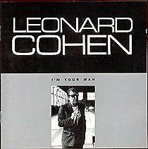 """CD LEONARD COHEN """"IM YOUR MAN"""". New and sealed"""