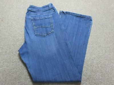 3526a4ec Lee Slender Secret Bootcut Stretch Jeans Size 16 31