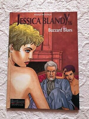 Jessica Blandy T16 - Buzzard Blues  -  EO 1999