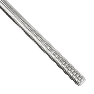 M10 x 500mm Fully Threaded Rod 304 Stainless Steel Right Hand Threads