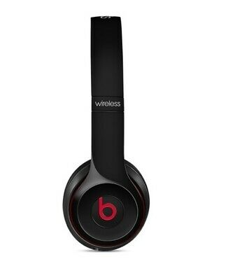 Beats by Dr. Dre Solo2 Wired On-Ear Headphones - Black (MHNG2LZ/A)