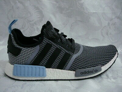 cb1b94c4f Adidas Originals Runner Boost Nmd R1 11 Pk S79159 Clear Blue 3M Reflective  Ultra