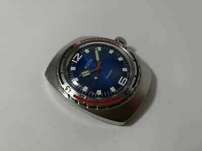 Wostok Amphibian Diver 2209  made in USSR Vostok 200m  Amfibia Tonne