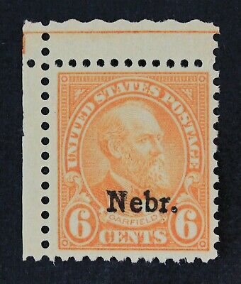 CKStamps: US Stamps Collection Scott#675 6c Mint NH OG with PSE Cert