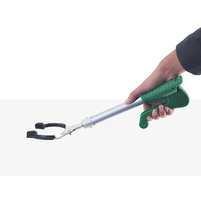 Folding Pick Up Reaching Tool Easy Reach Grab Grabber Stick Extend Reacher AU
