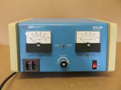ABN American Bionuclear EPS-500 Electrophoresis Power Supply