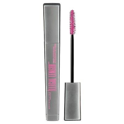 MAYBELLINE Illegal Length Fiber Extensions Mascara BLACKEST BLACK 930