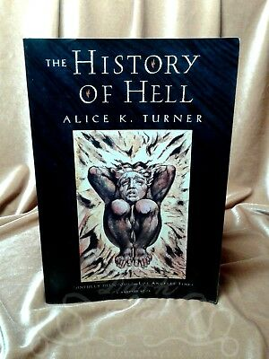 The History of Hell Alice K Turner satan lucifer angels religion afterlife bible