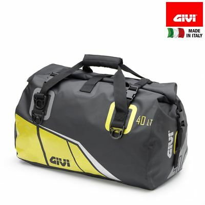 Bag Freighter Saddle Motorrad Yellow Givi Ea115By Waterproof Easy-T Capacity 40