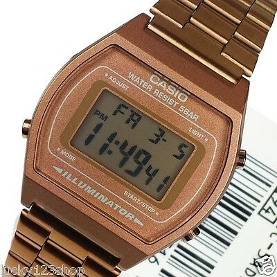 B640WC-5A Classic New Model Genuine Casio Watch Digital second stopwatch B-640WC