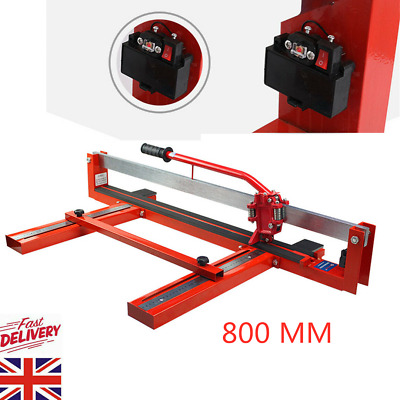 Professional Manual Tile Cutter 800mm Hand Floor & Wall Cutting Machine Tool