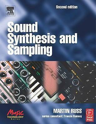 Sound Synthesis and Sampling by Martin Russ (Paperback, 1996)