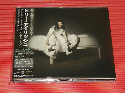 BILLIE EILISH When We All Fall Asleep, Where Do We Go?w/ Bonus Tracks  JAPAN CD