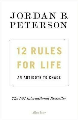12 Rules for Life: An Antidote to Chaos by Jordan B. Peterson(PDF)