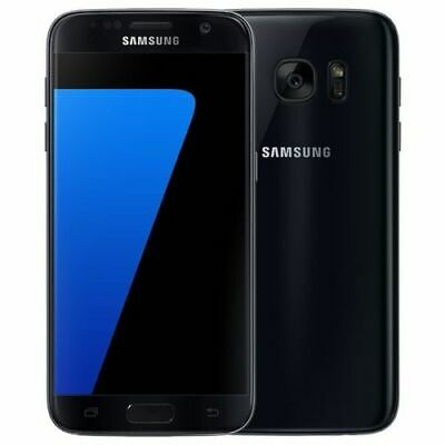 Samsung Galaxy S7 - 32GB - Black Onyx (Unlocked) Smartphone