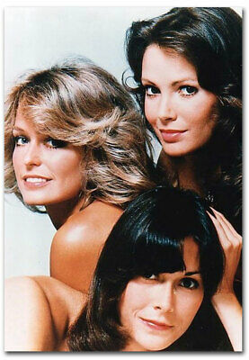 """Charlie's Angels Actress Fridge Toolbox Magnet Size 2.5"""" x 3.5"""""""