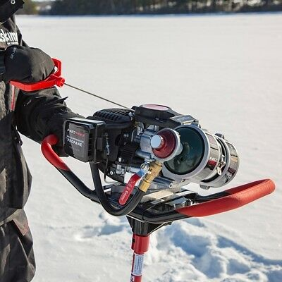 ESKIMO ICE AUGER Adapter for Cordless Drill Ice Fishing