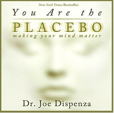 You Are the Placebo Macing Your Mind .By Dr. Joe Dispenza AUDIOBOOK (e-Delivery)