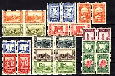 P107741/ French Algeria – Maury # 88 / 100 Neufs ** / Mint Mnh Complete 560 €