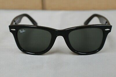 e59c511c977a9 RAY BAN WAYFARER Sunglasses RB 4340 601 50  22 150 Pre-Owned FREE ...