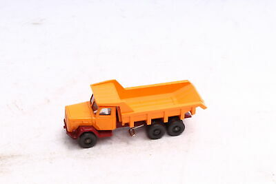 WIKING 1111 Magirus Saturn Muldenkipper orange 1:87