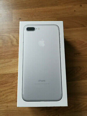 Apple iPhone 7 Plus - 32GB - Silver (Unlocked) A1784 (GSM)
