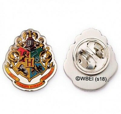 Harry Potter - Hogwarts House Crest Pin Badge