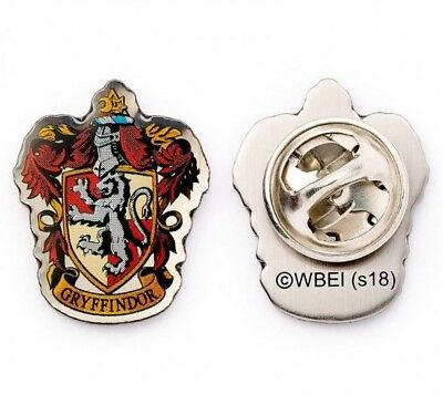 Harry Potter - Gryffindor House Crest Pin Badge