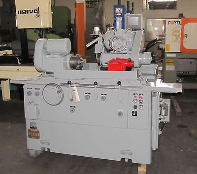 "Landis 1R 10"" x 20"" Universal Cylindrical Grinder - New 1989"