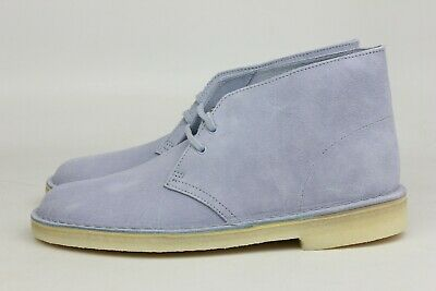 f1dbd504434 CLARKS ORIGINALS DESERT Boot Cool Blue Mens Size Shoes 40929 Original OG S  C O