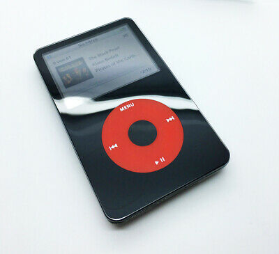Apple iPod Classic 256GB 5th Generation - U2 Special Edition + Extras