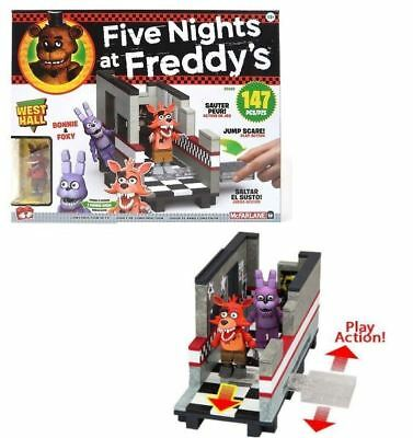 Five Nights at Freddy's - West Hall Medium Construction Set By McFarlane Toys