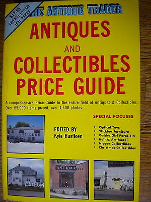The Antique Trader Antiques and Collectibles Price Guide 7th edition
