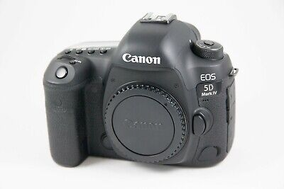 Canon EOS 5D Mark IV 30.4MP Digital Camera Body