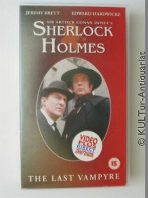 Sherlock Holmes - The Last Vampyre [UK IMPORT]. Brett, Jeremy, Edward Hardwicke