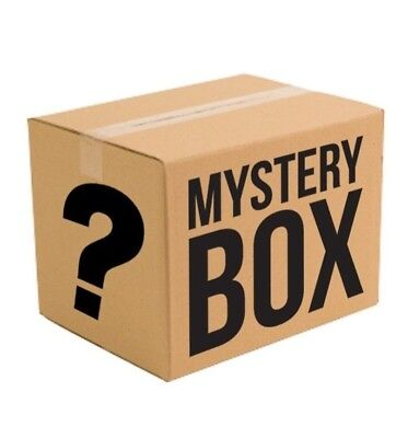 Mystery box/surprise, tech, gadgets, games, dvd's,toys,fun,Random 1 DAY AUCTION