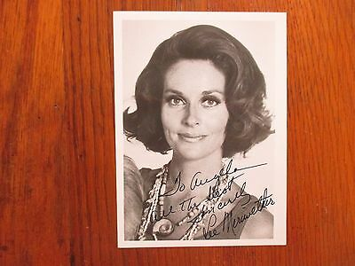 LEE  MERIWETHER(Batman/Barnaby Jones/Munsters Today) Signed 5x7 B&W Glossy Photo