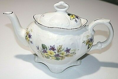 Teapot Staffordshire by James Kent Old Folley