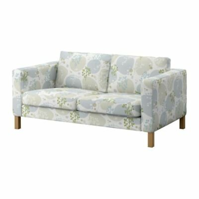 Miraculous Ikea Karlstad Loveseat 2 Seat Sofa Cover Slipcover Korndal Gmtry Best Dining Table And Chair Ideas Images Gmtryco